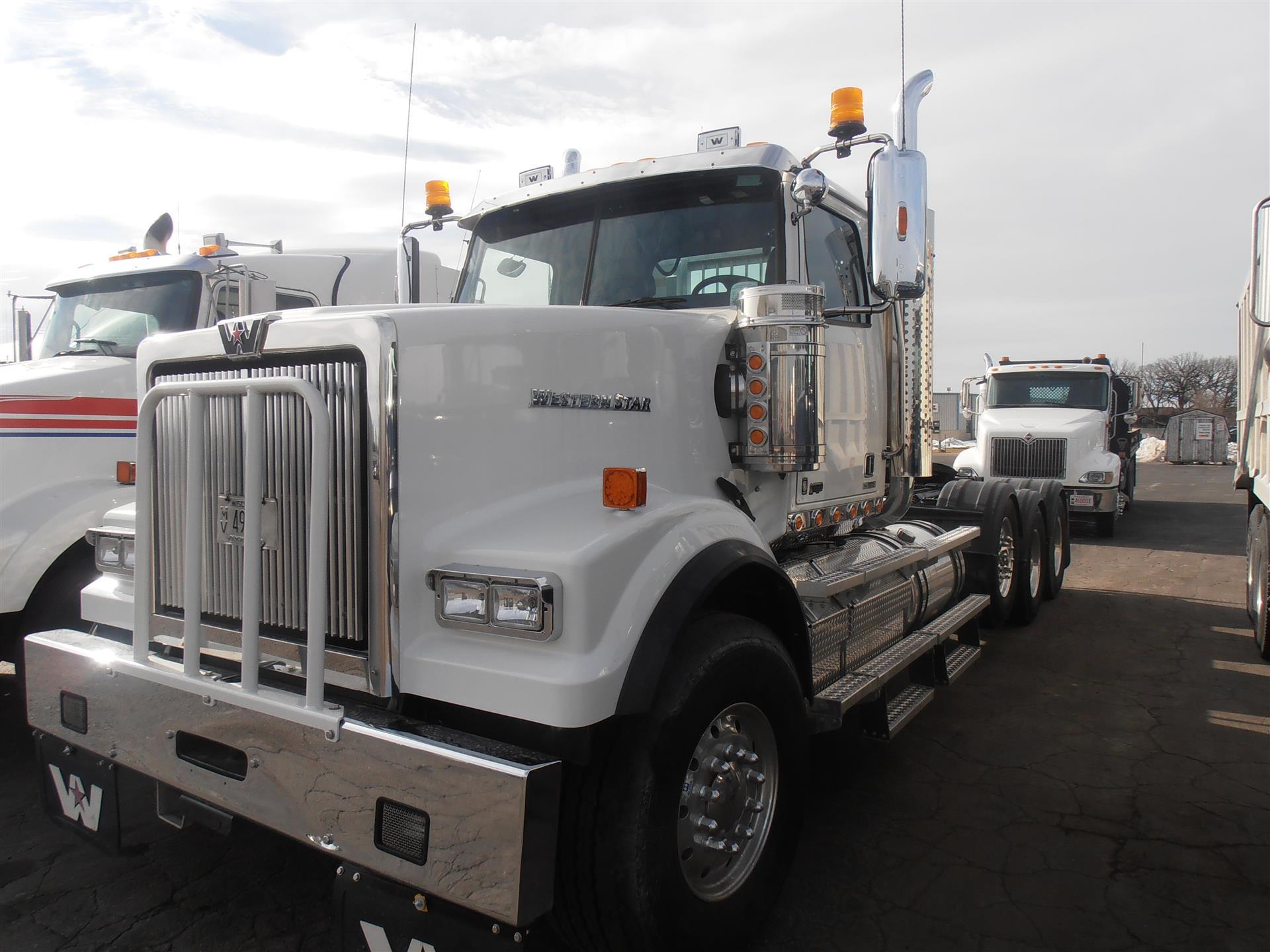 2017 Western Star 4900FA